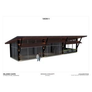 Design Interior Coffee Bean dp Mall Semarang By Anjarsitek