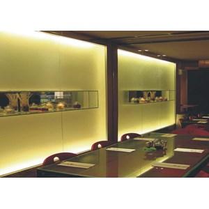 Design Interior mangkok putih restaurant By Anjarsitek
