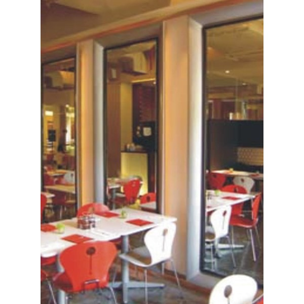 Design interior the white bowl restaurant services by