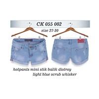 Jual Hotpants mini Jeans CK 055 002 (Size 27-30)