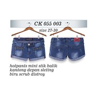 Jual Hotpants Mini CK 055 003 (size 27-30)