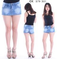 Jual Rok Celana Jeans CK 579 301 (Size 27-30)