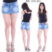 Rok Celana Jeans CK 579 301 (Size 27-30)