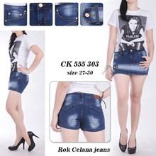 Rok celana jeans CK 555 303