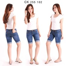 Celana crop jeans CK 255102 (Size 31-34)