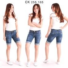 Celana crop jeans CK 255 103