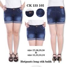 Hotpants stik balik CK 155 102 (Size 31-34)