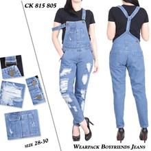 Celana wearpack boyfriends jeans CK 815 805 (Size