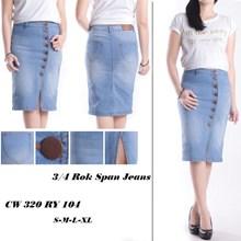 Rok span jeans CW 320 RY 104 (Size S-M-L-XL)