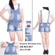 Celana weaepack mini kodok jeans CK 015 817 (Size