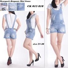 wearpack mini kodok jeans CK 015 818 (Size 27-30)