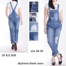 Celana boyfriends kodok jeans CK 915 828 (Size 28-