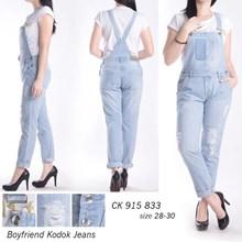 Celana wearpack boyfriends jeans CK 915 833 (Size