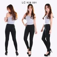 Jual Celana legging jeans LC 928 001 (35-38)