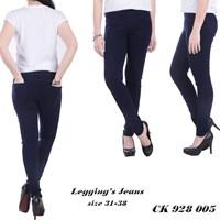 Jual Celana legging jeans LC 928 005 (Size 35-38)