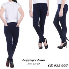 Pants leggings jeans LC 928 005 (Size 35-38)