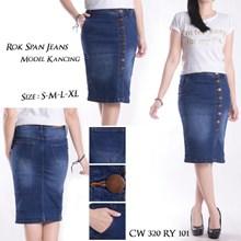 Rok span jeans CW 320 RY 101 (Size S-M-L-Xl)