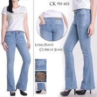 Celana Cutbray Jeans CK 955 403 ( size 27-30)