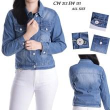 jaket jeans CW 212 EW 151 ( ALL SIZE)