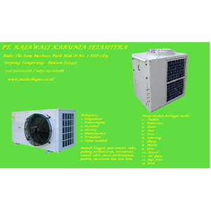 Commercial Split System Condensing Unit CU