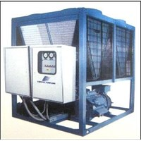 Air Cooled  Reciprocating Chillers 1