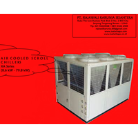 Jual Air Cooled Screw Chillers 2