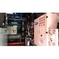 Distributor Air Cooled Screw Chillers 3