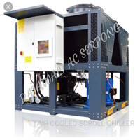 Air Cooled Scrool Chiller 1