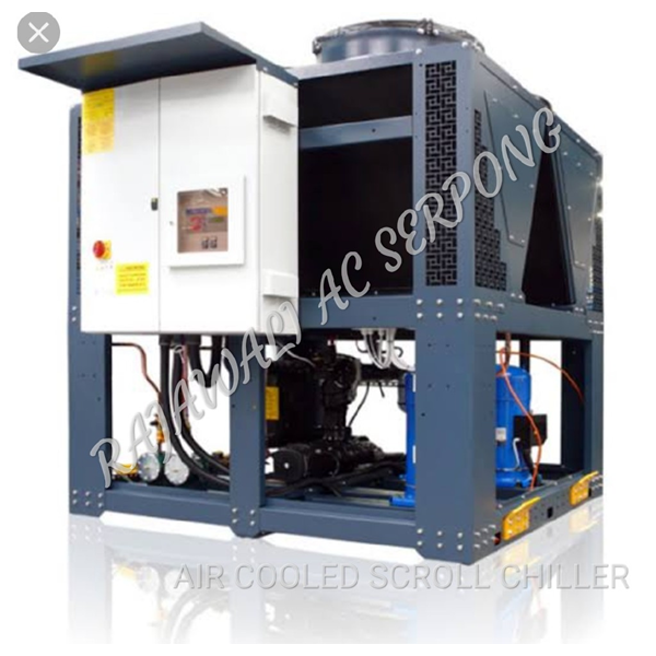 Air Cooled Scrool Chiller