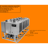 Air Cooled Centrifungal Chillers 1