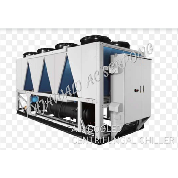 Water Cooled Chillers Centrifungal