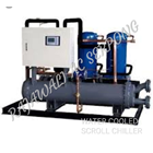 Water Cooled Scroll Chillers 1