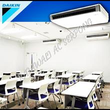 AC Ceiling Suspended Daikin 6 PK SHNQ 48 MY Non Inverter