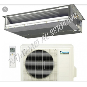 From Air Conditioning Ceiling Duct 4 Pk Sbq100luvvl Inverter 1