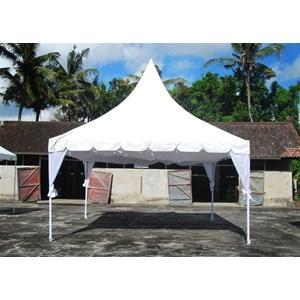 Tenda kerucut murah