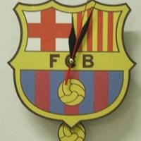 Jam Dinding Bola