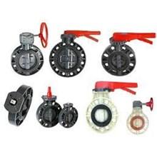 butterfly valve pvc CM