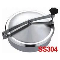 Jual Stainless Stell Manhole Sanitary tutup tangki 304 & 316l