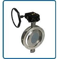 butterfly valve metalseat