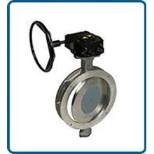butterfly valve metalseat
