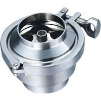 Check valve sanitary