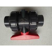 Ball valve truunion