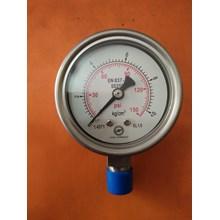 Pressure gauge scuh