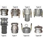 Camlock coupling type D 1