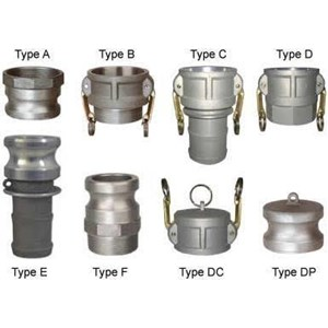 Camlock coupling type D