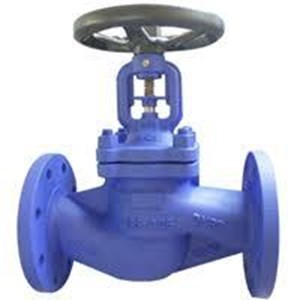 Globe valve  bellowseal pn40