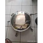 Manhole sanitary pressure food grade 1