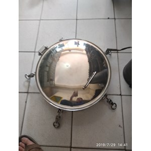 Dari Manhole sanitary stainless pressure industrial valve 0