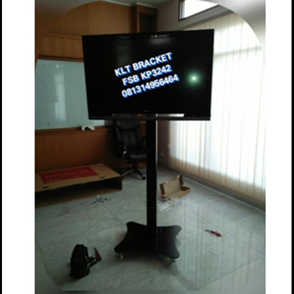 Braket Tv Lcd Floor Standing Klt Fsb Kp 02