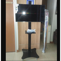 Bracket TV Standing Kupu Kupu 1 Tiang